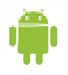 Android pixelled