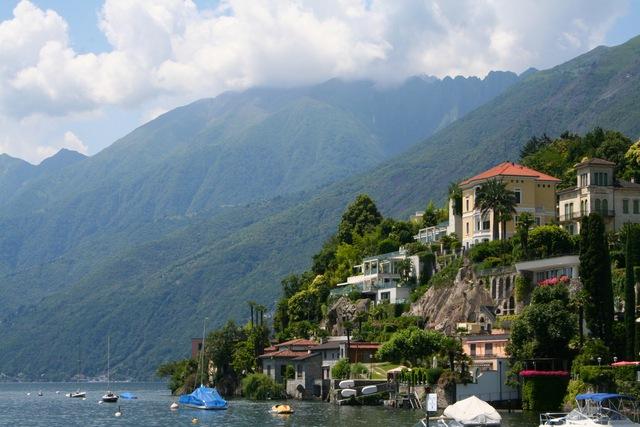 Ascona Switzerland  city photos gallery : Description: Ascona in Switzerland